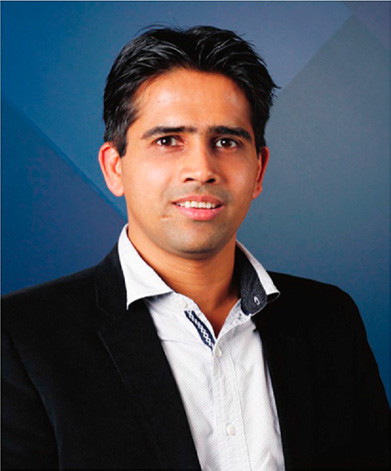 Hitesh Jain, Founder and CEO, WITS Interactive