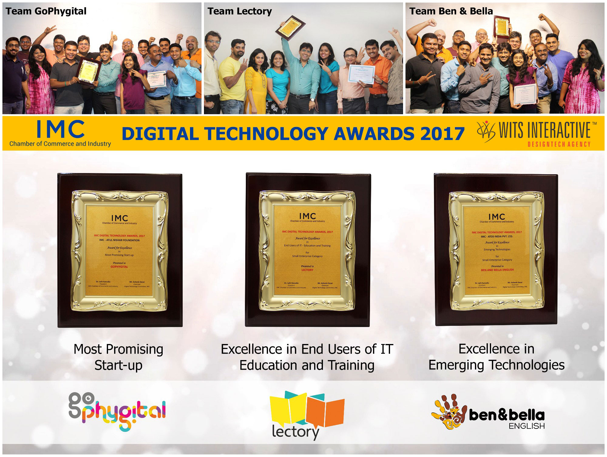 IMC Digital Technology Award 2017