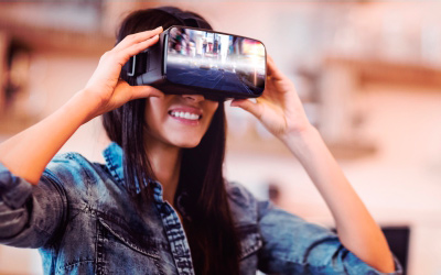 Experiential Solutions through AR, VR, MR